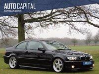 2004 BMW 3 SERIES 2.0 320CD SPORT 2d 148 BHP £5690.00
