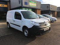 USED 2015 15 RENAULT KANGOO 1.5 ML19 DCI 1d 75 BHP BLUETOOTH, 51,000 MILES, E/W, RENAULT WARRANTY & FINANCE ARRANGED. Recent full service, 1 owner, Electric Windows, Bluetooth, Power Steering, Remote Central Locking, Side Load Door, Electric Mirrors, ABS, Height Adjustable Seat, Adjustable Steering Column, Air Bag, CD Player, Radio, ply lined, bulk head, remaining Renault warranty until 2019 & finance arranged.