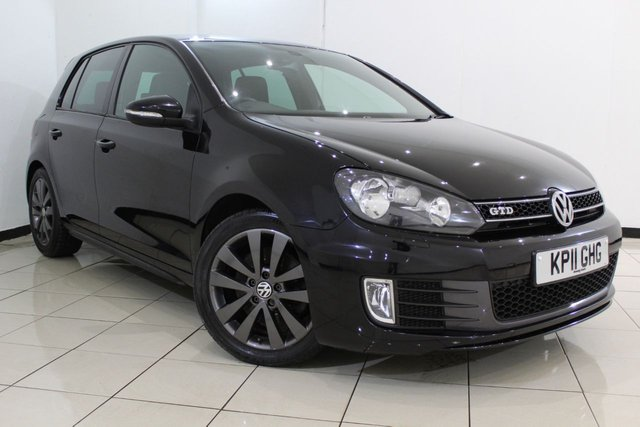 View our 2011 11 VOLKSWAGEN GOLF 2.0 GTD TDI 5DR 170 BHP
