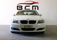 2011 BMW 3 SERIES 2.0 320D EFFICIENTDYNAMICS 4d 161 BHP £6500.00