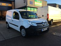 USED 2013 13 RENAULT KANGOO 1.5 ML19 DCI 1d 75 BHP FSH, SAT NAV, BLUETOOTH, E/W, FINANCE ARRANGED & 6 MONTH WARRANTY. FSH, Bluetooth, Sat Nav, Radio/CD, Parking sensors, Drivers airbag, Factory fitted bulk head, Side loading door, remote Central Locking, Drivers Airbag, CD Player/FM Radio, Steering Column Radio Control, Side Loading Door, Barn Rear Doors