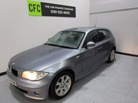 2006 BMW 1 SERIES 2.0 120D SE 5d 161 BHP GREAT FINANCE RATES £2990.00