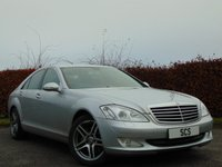 USED 2007 07 MERCEDES-BENZ S CLASS 3.0 S320 CDI 4d AUTOMATIC **12 MONTHS FREE AA MEMBERSHIP**