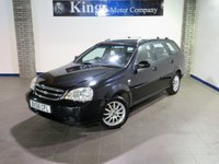 2007 CHEVROLET LACETTI 1.6 SX SW 5dr Estate £SOLD