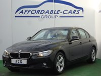 2012 BMW 3 SERIES 2.0 320D SE 4d 184 BHP £9950.00