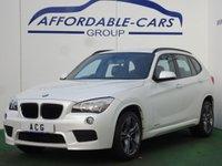 2012 BMW X1 2.0 XDRIVE18D M SPORT 5d 141 BHP £11750.00
