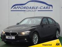 2015 BMW 3 SERIES 2.0 318D SE 4d 141 BHP £11250.00