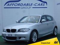 2010 BMW 1 SERIES 2.0 120D M SPORT 5d 175 BHP £5750.00