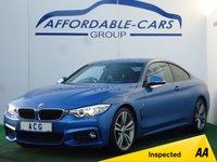 2014 BMW 4 SERIES 2.0 420D M SPORT 2d 181 BHP £15950.00