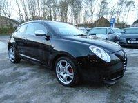 2009 ALFA ROMEO MITO 1.4 VELOCE T 3d 120 BHP £4495.00
