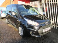2014 FORD TRANSIT CONNECT 200 TREND L1 SWB 95 *3 SEATS*AIR CON* £8495.00