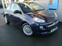 USED 2014 14 VAUXHALL ADAM 1.4 GLAM 3d