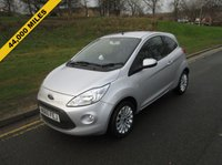 USED 2011 60 FORD KA 1.2 ZETEC 3d 69 BHP FULL MAIN DEALER SERVICE HISTORY - 44,000 GUARANTEED MILES - 2 LADY OWNERS FROM NEW - £30 PER YEAR ROAD TAX