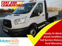 USED 2015 65 FORD TRANSIT TIPPER 350 L2 RWD DRW 125ps (1-Stop)