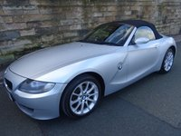 USED 2008 08 BMW Z4 2.0 Z4 ROADSTER ED EXCLUSIVE 2d 148 BHP