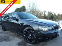 2008 BMW 730Ld BMW 7 Series 3.0 730Ld SE LWB Saloon 4dr £SOLD
