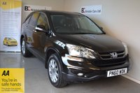 USED 2010 60 HONDA CR-V 2.0 I-VTEC ES 5d 148 BHP Immaculate  - Full Honda Service History - 4 Wheel Drive - Half Leather - Automatic - Must Be Seen