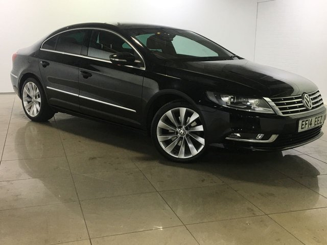 View our 2014 14 VOLKSWAGEN CC 2.0 GT TDI BLUEMOTION TECHNOLOGY 4d 138 BHP