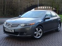 USED 2009 59 HONDA ACCORD 2.0 I-VTEC EX 4d 154 BHP