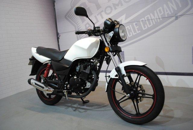 2017 17 SINNIS MAX 2, 124cc