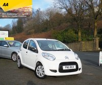 USED 2011 11 CITROEN C1 1.0 VTR 5d 68 BHP GENUINE LOW MILEAGE EXAMPLE WITH FULL SERVICE HISTORY AND A LONG MOT 12/2018