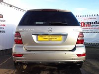 USED 2009 09 MERCEDES-BENZ M CLASS 3.0 ML320 CDI Sport 7G-Tronic 5dr HALF LEATHER+BLUETOOTH+SAT NAV
