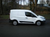USED 2014 63 FORD TRANSIT CONNECT 1.6 200 P/V 1d 74 BHP