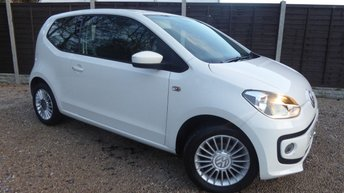 View our VOLKSWAGEN UP!