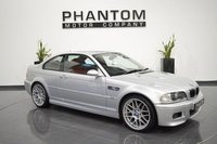 2006 BMW M3 3.2 M3 2d 338 BHP £13990.00