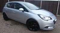 USED 2015 15 VAUXHALL CORSA 1.4 SRI ECOFLEX 5dr Low Miles, FSH, Cruise