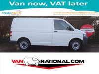 2013 VOLKSWAGEN TRANSPORTER 2.0 T28 TDI SWB (LOW MILEAGE ONE OWNER FROM NEW) £9990.00