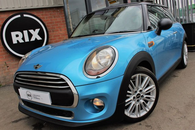 2014 64 MINI HATCH ONE 1.2 ONE 3d 101 BHP-1 OWNER-PEPPER PACK-EXCITEMENT PACK