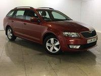 USED 2014 14 SKODA OCTAVIA 1.6 SE TDI CR DSG 5d AUTO 104 BHP Great Family Car/Stunning