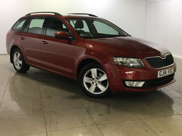 View our 2014 14 SKODA OCTAVIA 1.6 SE TDI CR DSG 5d AUTO 104 BHP