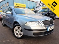 USED 2005 55 SKODA OCTAVIA 1.9 AMBIENTE TDI 5d 103 BHP! p/x welcome! AUTO! 2 F/KEEPERS! AIR-CON! FULL SERVICE HISTORY! ALLOY WHEELS! AA WARRANTY & BREAKDOWN COVER! NEW MOT & SERVICE! AUTO+2F/KEEPRS+AIR-CON+ALLOY WHEELS+FULL SRVC HISTORY+AA WARRANTY&BREAKDOWN+NEW MOT&SRVC