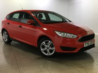 USED 2015 15 FORD FOCUS 1.6 STUDIO 5d 85 BHP LOW RUNNING COSTS