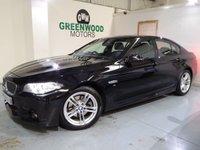 2014 BMW 5 SERIES 2.0 520d M Sport 4dr AUTO £14494.00