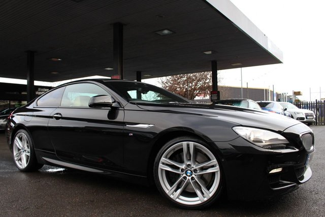 BMW 6 SERIES at Derby Trade Cars