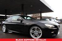 2014 BMW 6 SERIES 4.4 650I M SPORT 2d AUTO 443 BHP £29990.00