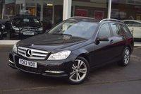 2013 MERCEDES-BENZ C CLASS 2.1 C220 CDI BLUEEFFICIENCY EXECUTIVE SE 5d AUTO 168 BHP £12490.00