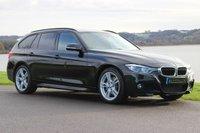 2016 BMW 3 SERIES 3.0 335D XDRIVE M SPORT TOURING 5d AUTO 308 BHP £23790.00