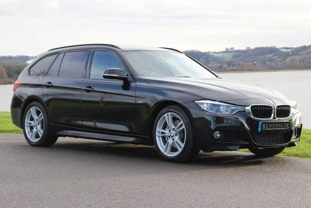 2016 16 BMW 3 SERIES 3.0 335D XDRIVE M SPORT TOURING 5d AUTO 308 BHP
