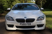 USED 2013 55 BMW 6 SERIES 3.0 640D M SPORT GRAN COUPE 4d AUTO 309 BHP