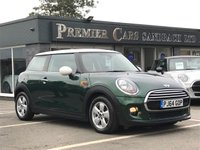 2014 MINI HATCH COOPER 1.5 COOPER D 3d 114 BHP £8490.00