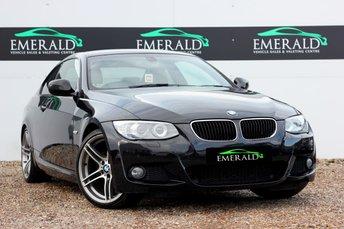 2011 BMW 3 SERIES 2.0 318I M SPORT 2d 141 BHP £9450.00