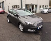 USED 2016 66 FORD FOCUS 1.5 TDCI TITANIUM 120 BHP THIS VEHICLE IS AT SITE 1 - TO VIEW CALL US ON 01903 892224