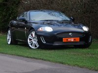 USED 2010 60 JAGUAR XKR 5.0 Supercharged 2dr FSH ULTRA LOW MILES HUGE SPEC