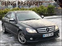 2008 MERCEDES-BENZ C CLASS 3.0 C320 CDI SPORT 4d AUTO 222 BHP £6995.00