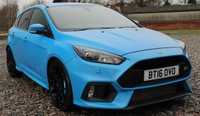 USED 2016 16 FORD FOCUS 2.3 RS 5d 346 BHP
