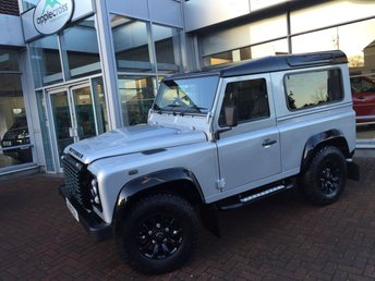 2015 LAND ROVER DEFENDER 90 2.2 TD XS STATION WAGON 1d 122 BHP £SOLD